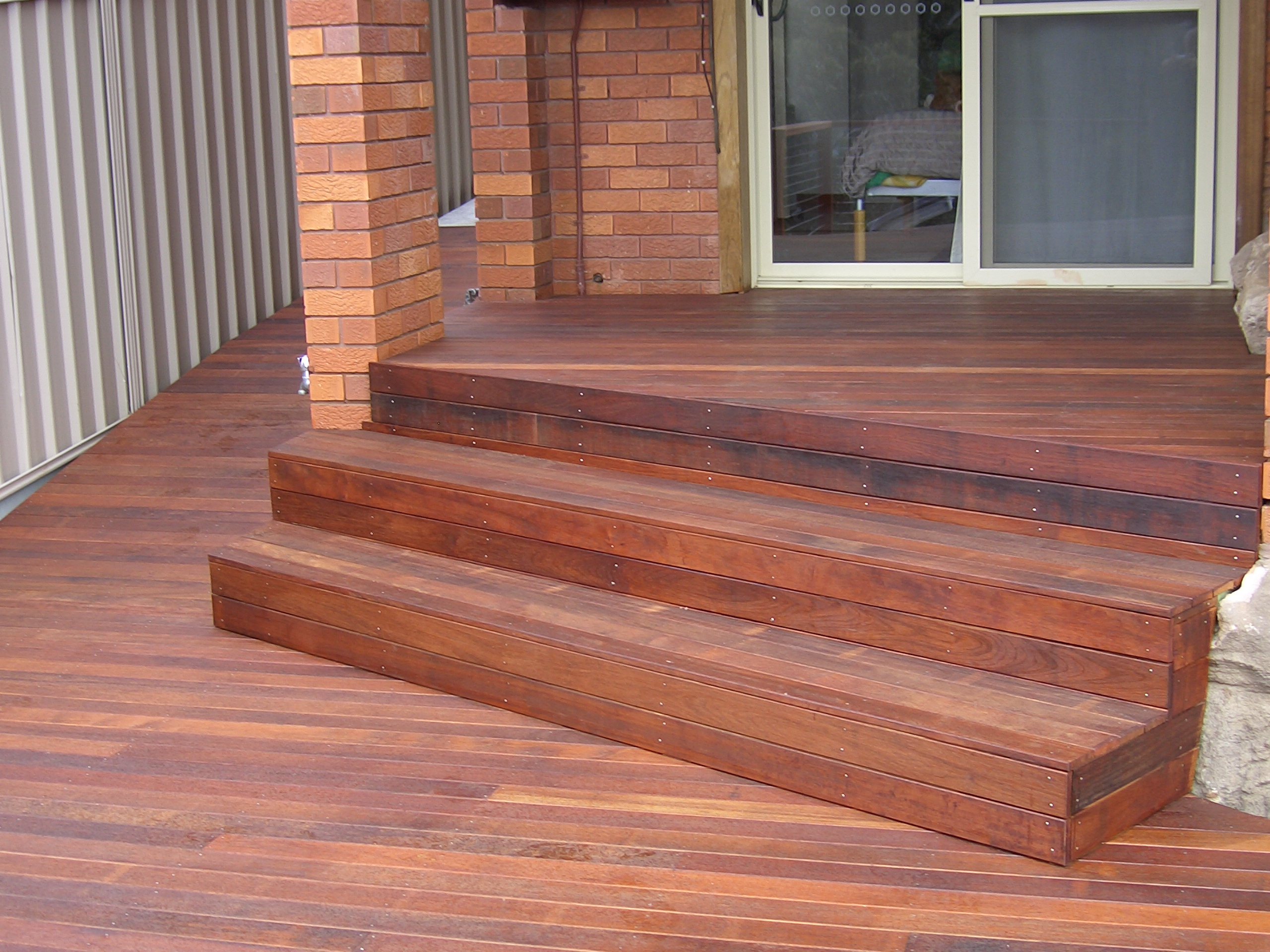 Resistance And Durability Ipe Wood Decking — Rickyhil