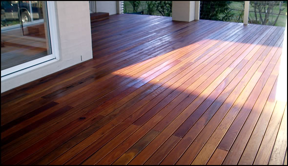 Decking construction installation service at sydney for Timber decking materials