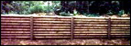 Treated Pine Sleepers Sydney
