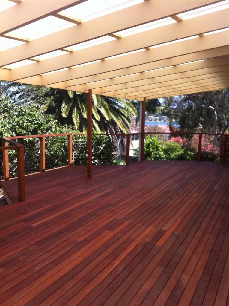 Hardwood Decking Hardwood Timber Decking Sydney