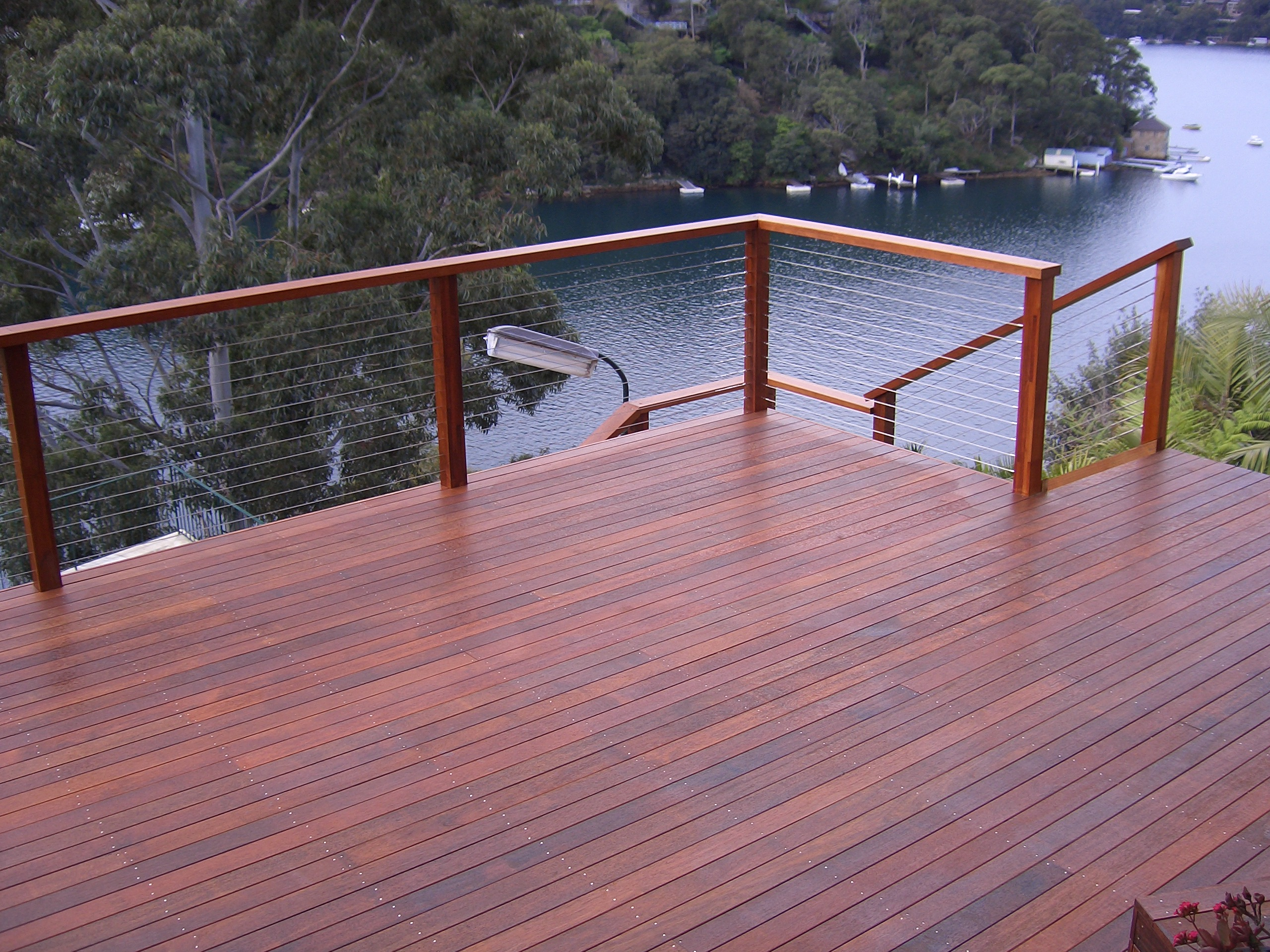 Merbau decking sydney branson 39 s building material for Hardwood decking supply